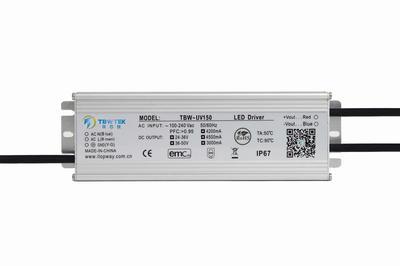 属性:150W UVLED智能电源 型号:TBW-UV150